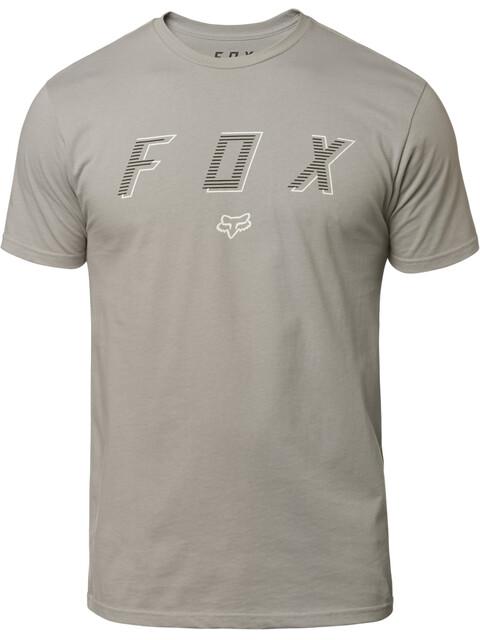 Fox Barred Premium SS Shirt Men steel gray